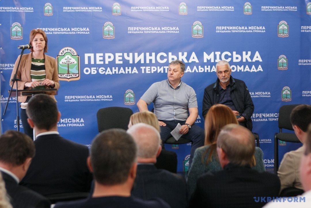 """""""Стратегічний діалог"""" між владою та бізнесом відбувся на Закарпатті"""