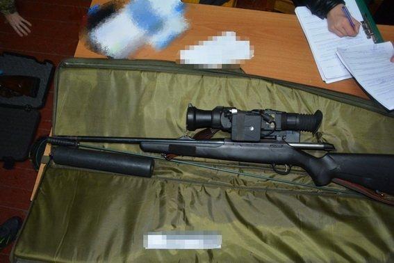 Закарпатська поліція повідомляє про вбивство на полюванні