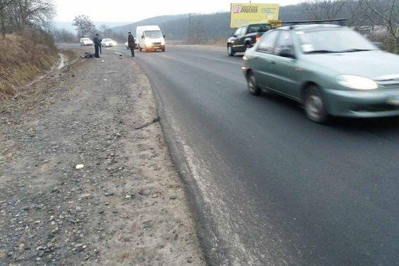 Закарпатська поліція повідомляє про смертельний наїзд на пішохода