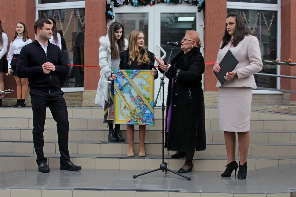 Мукачівський центр дитячої та юнацької творчості – оновлений позашкільний заклад європейського зразка