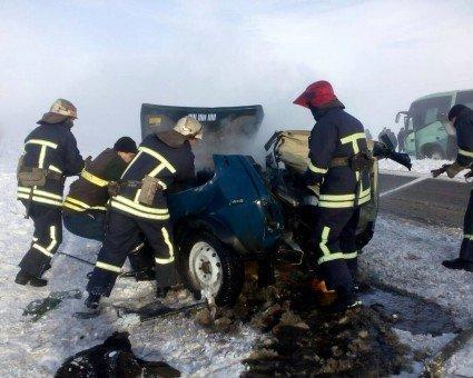 Смертельное ДТП на Запорожье: в результате чего погибло два человека