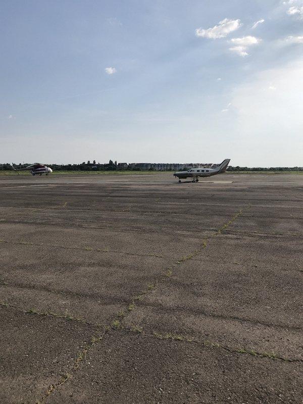 Ужгородский аэропорт таки еще жив!