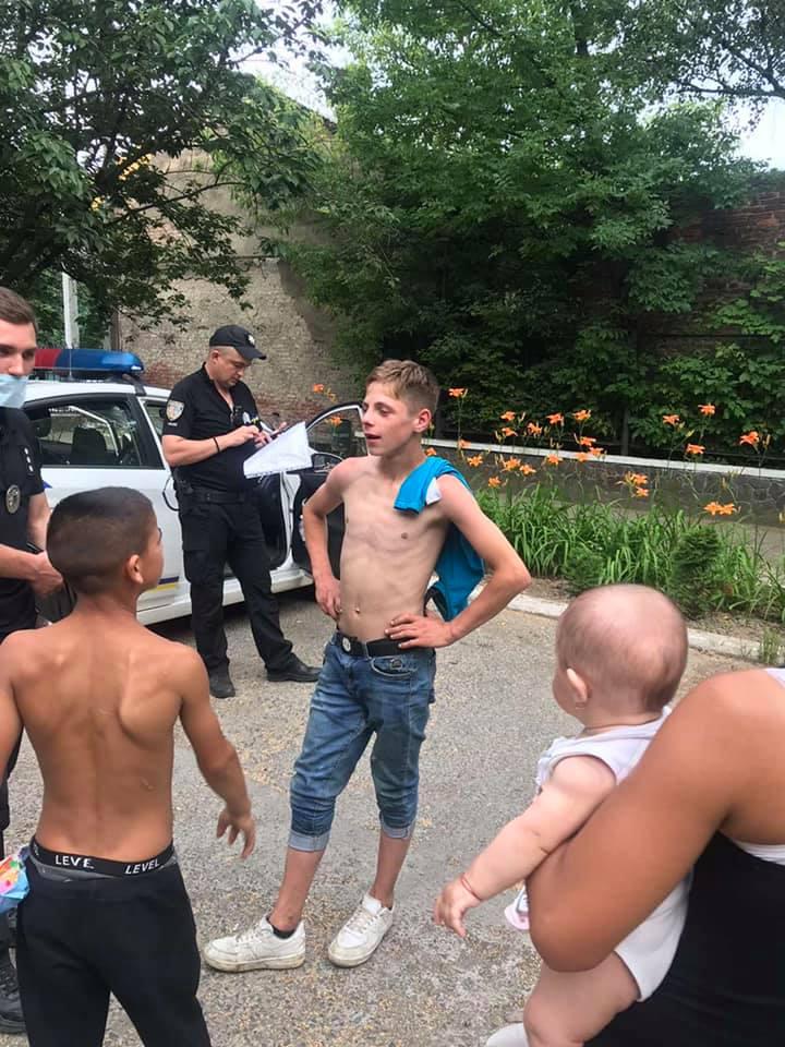Дети под тяжелыми наркотиками совершили нечто ужасное в Ужгороде