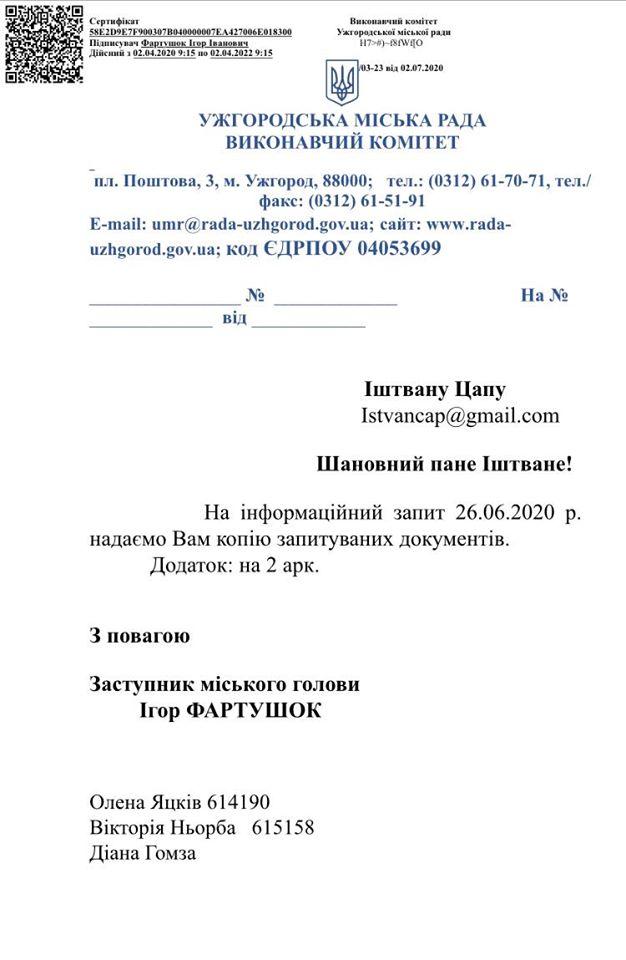 """Безобразие: Как Андріїв превращает """"родной"""" Ужгород в Конюхив"""