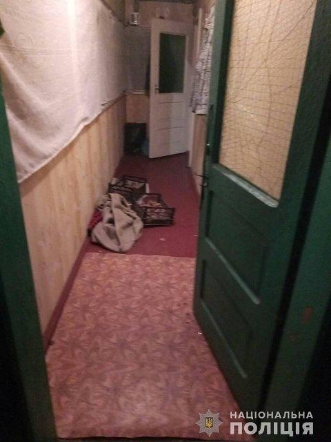 Под Ужгородом обнаружен труп мужчины со следами насильственной смерти