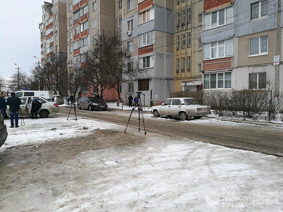 В Симферополе из-за падения лифта погибли мать и ее ребенок