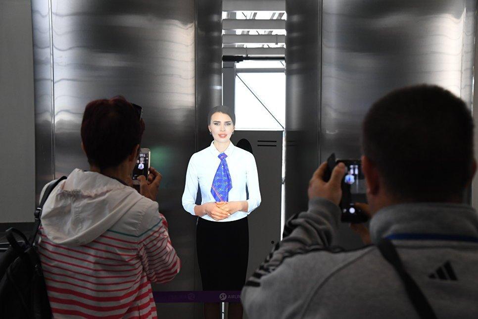 Россия построила в аэропорту Симферополя новый международный терминал