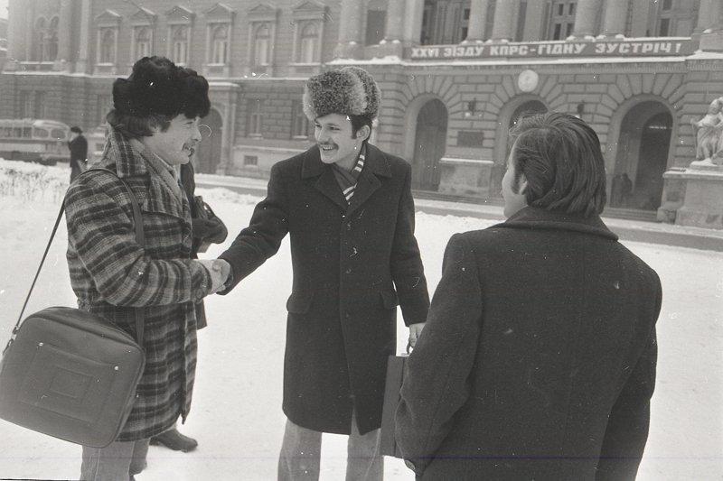 """Як зі звичайних студентів радянського Закарпаття """"виросли"""" два Шевченківські лауреати"""