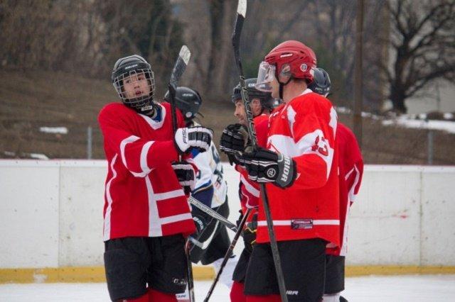 Чемпионат Закарпатья по хоккею 2018-2019