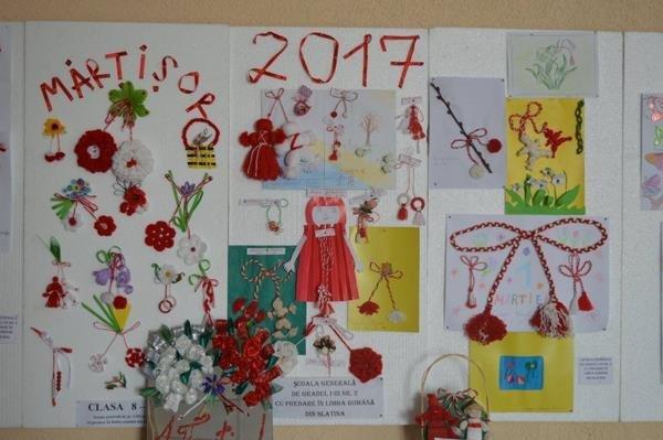 Румыны отметили праздник весны Мерцишор в закарпатеском Солотвино