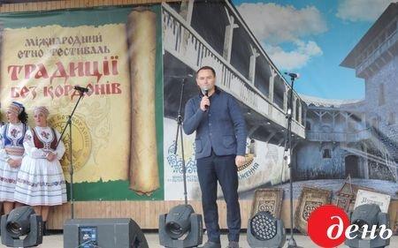 Закарпаття. Міжнародний етнофестиваль «Традиції без кордонів» завітав на 2 дні у Невицьке