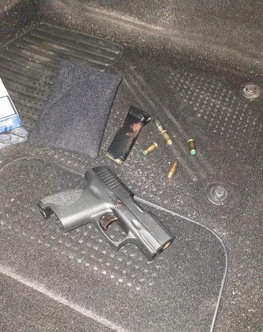 Закарпаття. В українця на митному посту «Тиса» вилучили стартовий пістолет із набоями