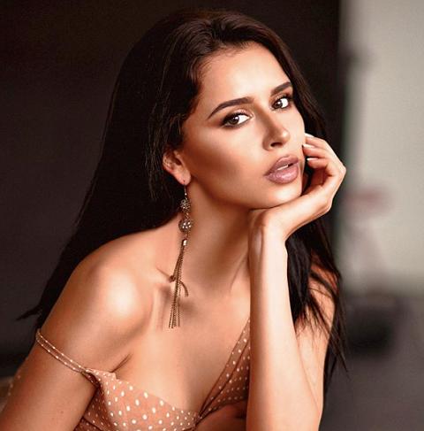 Мисс Украина-2019: участница Людмила Милевская 24 года, Житомирская обл.