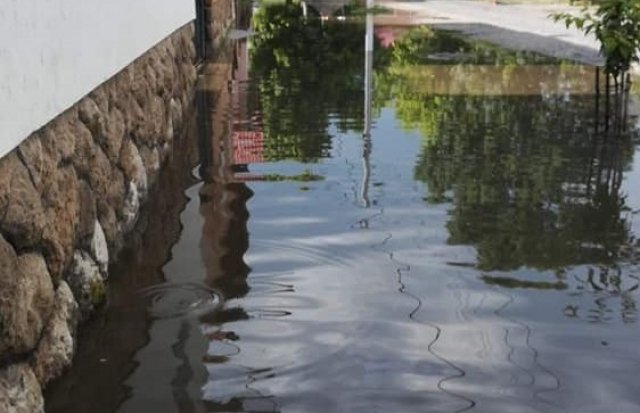 Угорська столиця Закарпаття сьогодні опинилася у владі чималенької повені