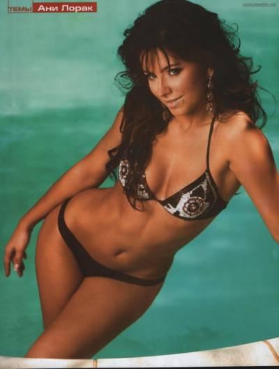 Певица Ани Лорак не стесняется откровенных фото сессий где она голая и обнаженна