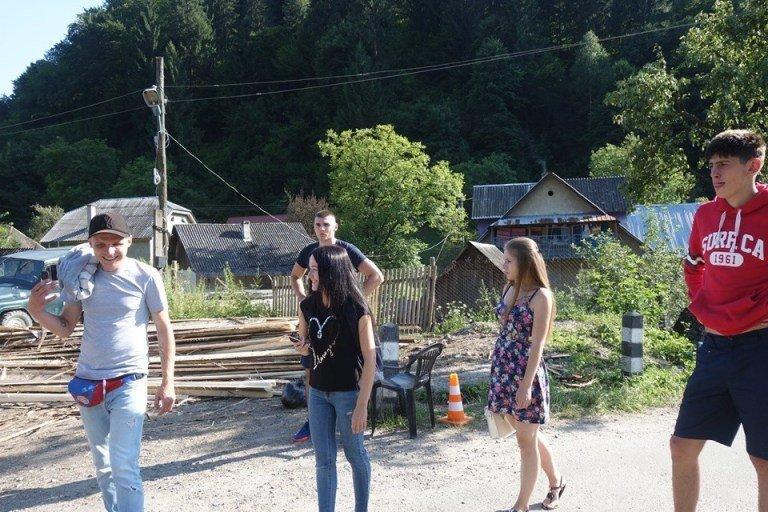 """Як """"перець"""" із Канади став дільничним у невеличкому прикордонному містечку Закарпаття"""