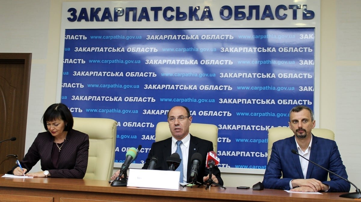 Голова Закарпатської ОДА Ігор Бондаренко озвучив заяву щодо «формули Штайнмайєра»