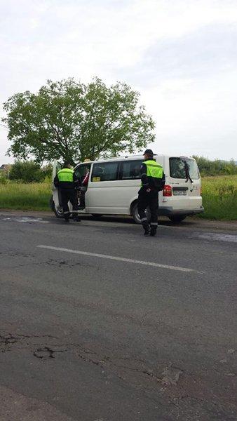 Нелегальных перевозчиков ловили на Тячевщине