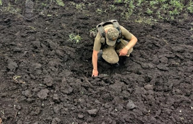 Под обстрел на Восточном фронте попали бойцы 128 Закарпатской бригады
