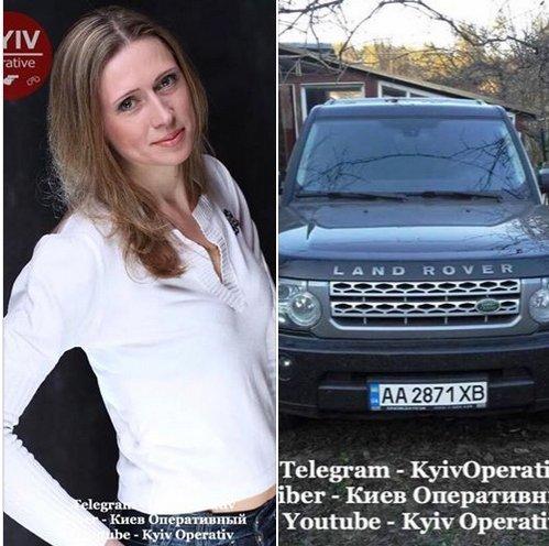 Жінка безслідно зникла разом зі своїм LandRover після того, як завезла дитину у дитсадок