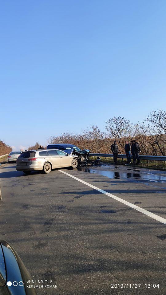 """Закарпаття. Жахлива потрійна ДТП на трасі """"Ужгород-Мукачево"""" — про жертв нічого невідомо"""