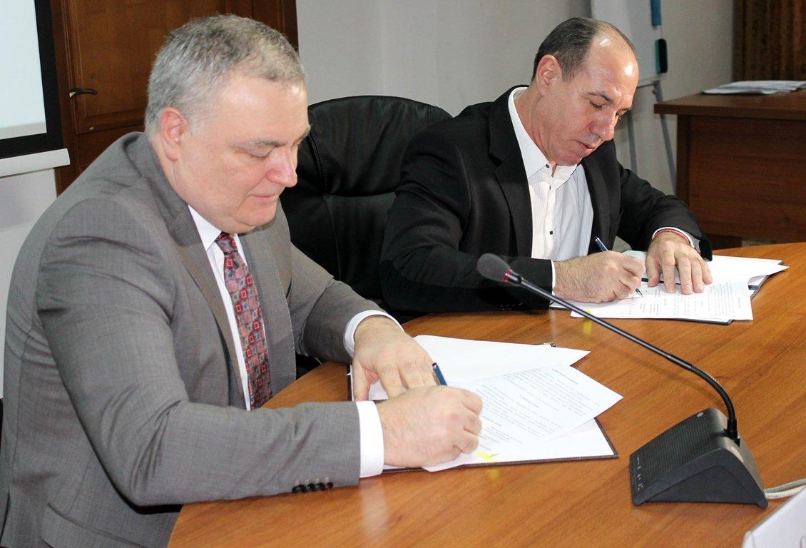 В Ужгороді Закарпатська ОДА і УжНУ підписали Меморандум