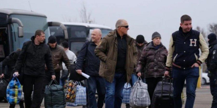 ХРОНІКА. Як проходив масштабний обмін полоненими на Донбасі