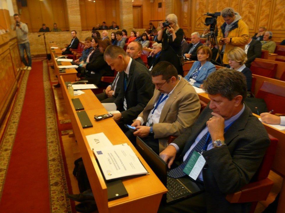 В Ужгороді відбулася стартова конференція щодо оцінки можливостей відновлення природних ресурсів у Солотвино