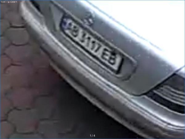 """В Ужгороді викрали іномарку з парковки ресторану """"Деца у нотаря"""""""