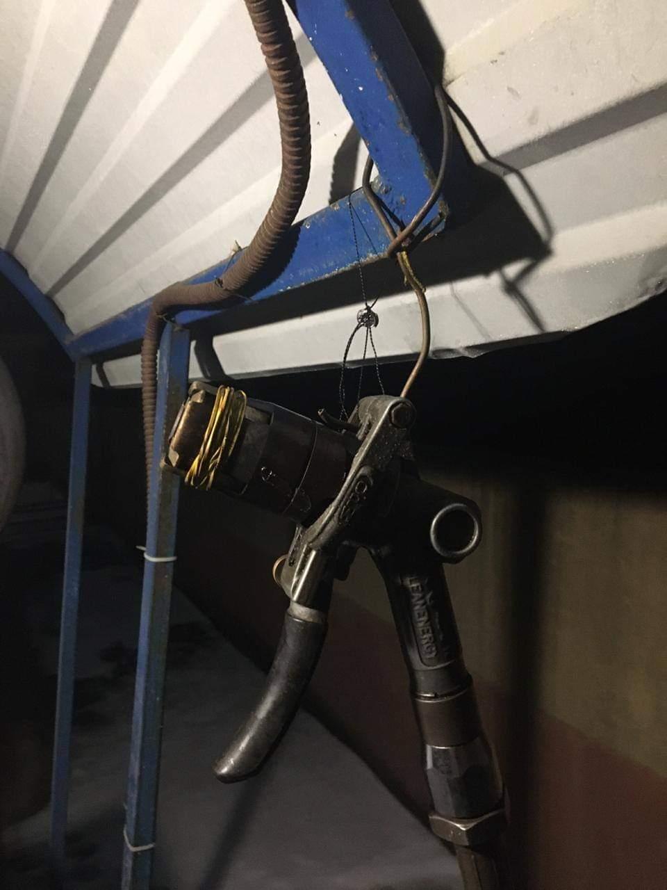 Напередодні на Закарпатті закрили дві підпільні автозаправки