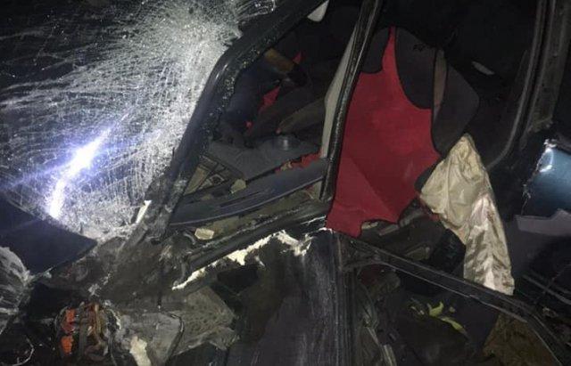 """""""Дурдом"""" на трасі в Закарпатті: """"куча мала"""" з трьох автомобілів і з десяток постраждалих"""
