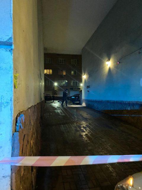 Убитий у центрі української столиці виявився відомим пластичним хірургом