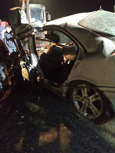 Закарпаття. Один водій тверезий, інший п'яний — наслідки ДТП були смертельними