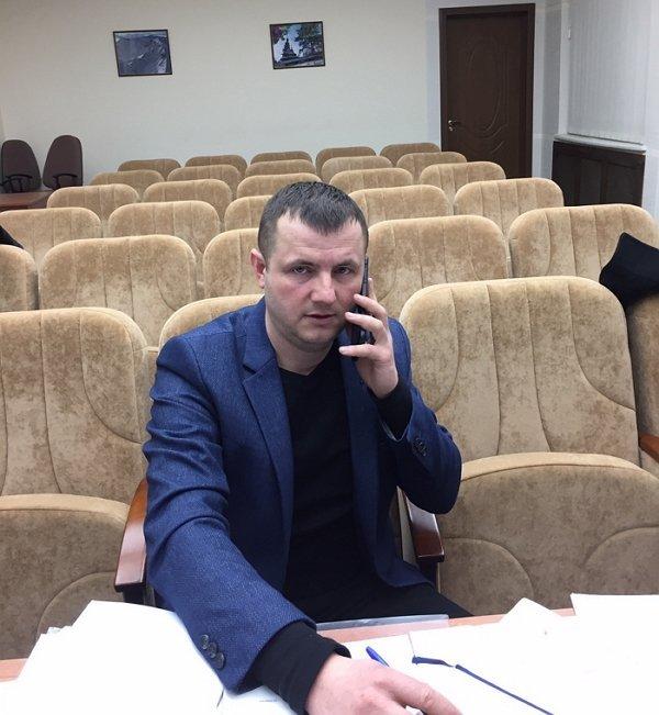 Голова Керецьківської ОТГ Михайло Мушка