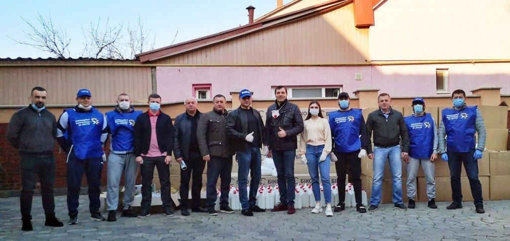Подружжя Медведчуків за особисті кошти надіслали на Закарпаття допомогу для боротьби з COVID-19