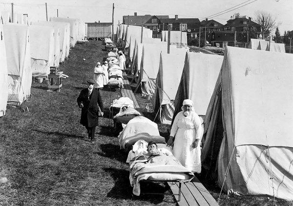 Более ужасная за коронавирус COVID-19 болезнь унесла почти 100 миллионов человеческих жизней