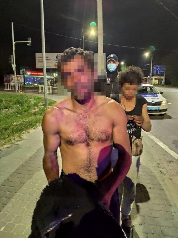 Жительницу Закарпатья цыганской народности порезали во Львове
