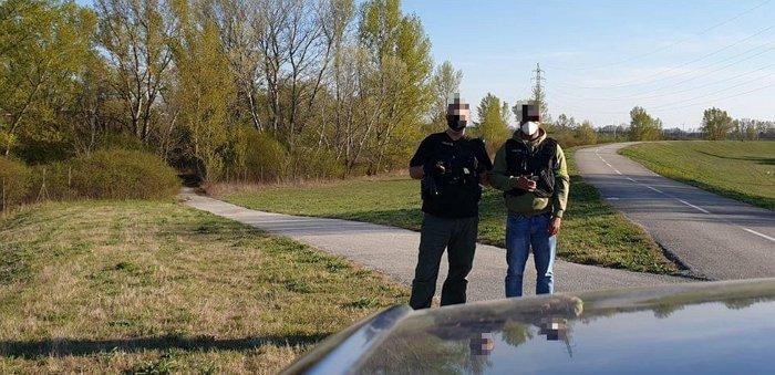 Группу граждан Украины с просроченным сроком пребывания задержала полиция Словакии