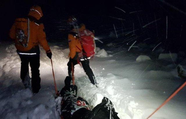 Жахлива смерть. Двоє українців-альпіністів загинули у горах Словаччини