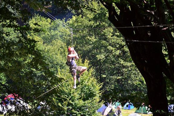 Фестиваль Wild Wild FEST 2016 в Закарпатье