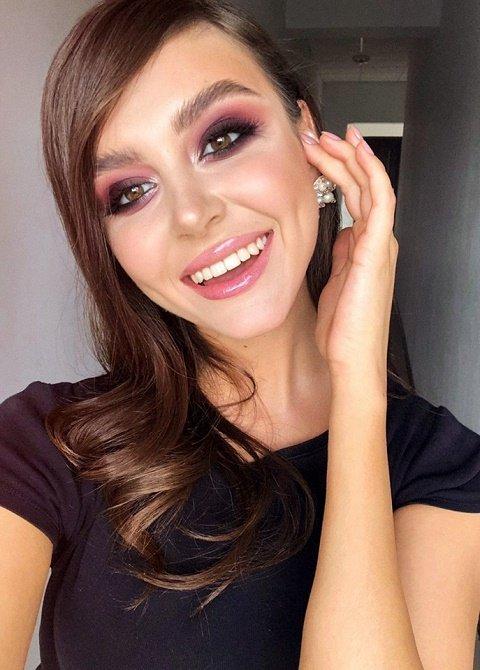Мисс Украина-2019: участница Юлия Мосейко 21 год, Тернопольская обл.