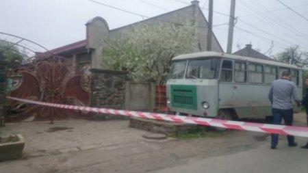 Полиция обнародовала фото места убийства