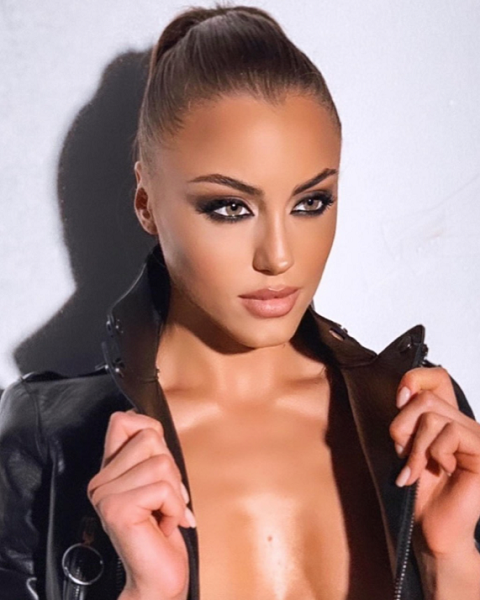 Мисс Украина-2019: участница Маргарита Паша 24 года, Харьковская обл.