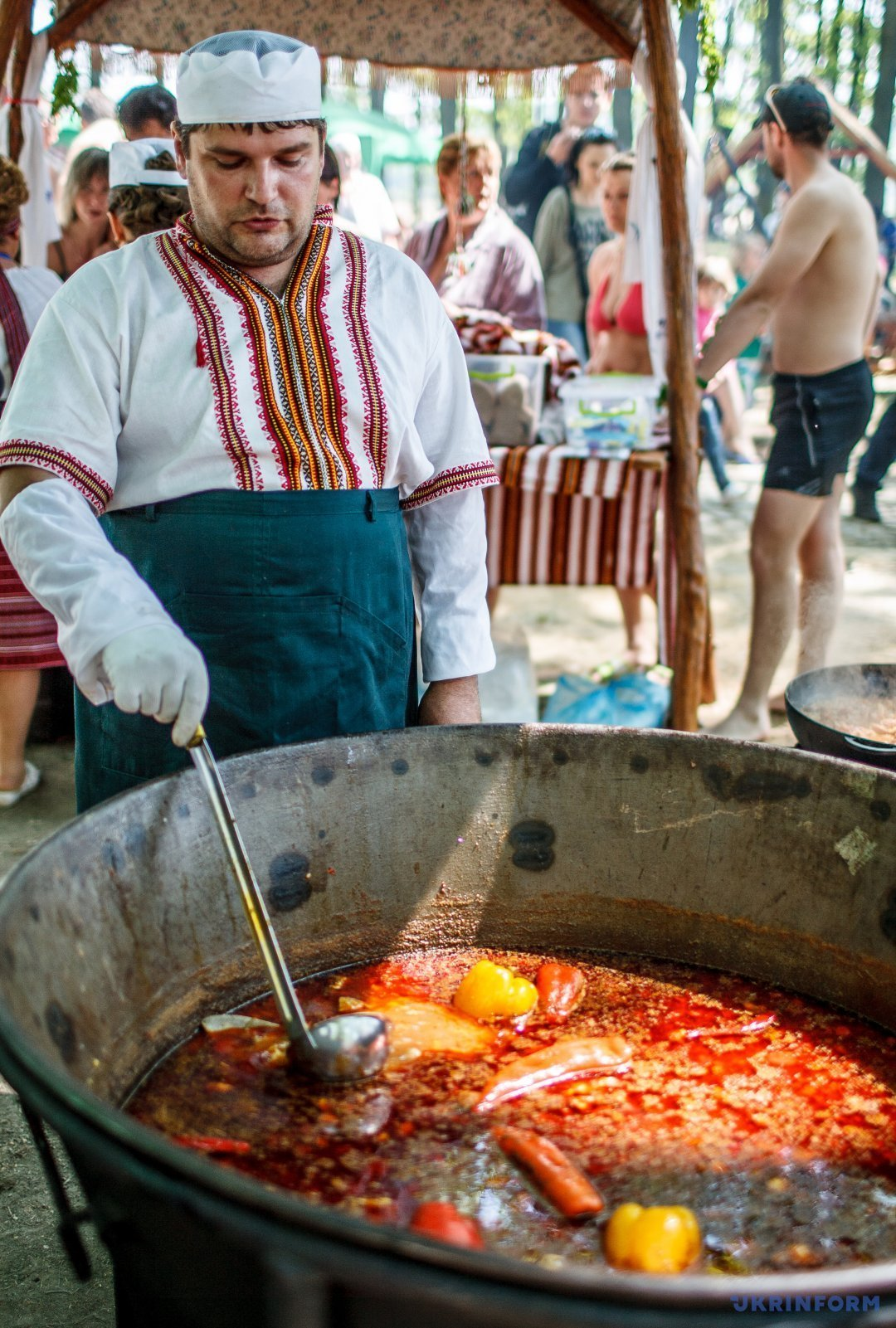 В Закарпатье состоится чемпионат по приготовлению бограча