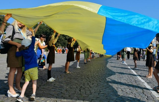 Празднования в Ужгороде