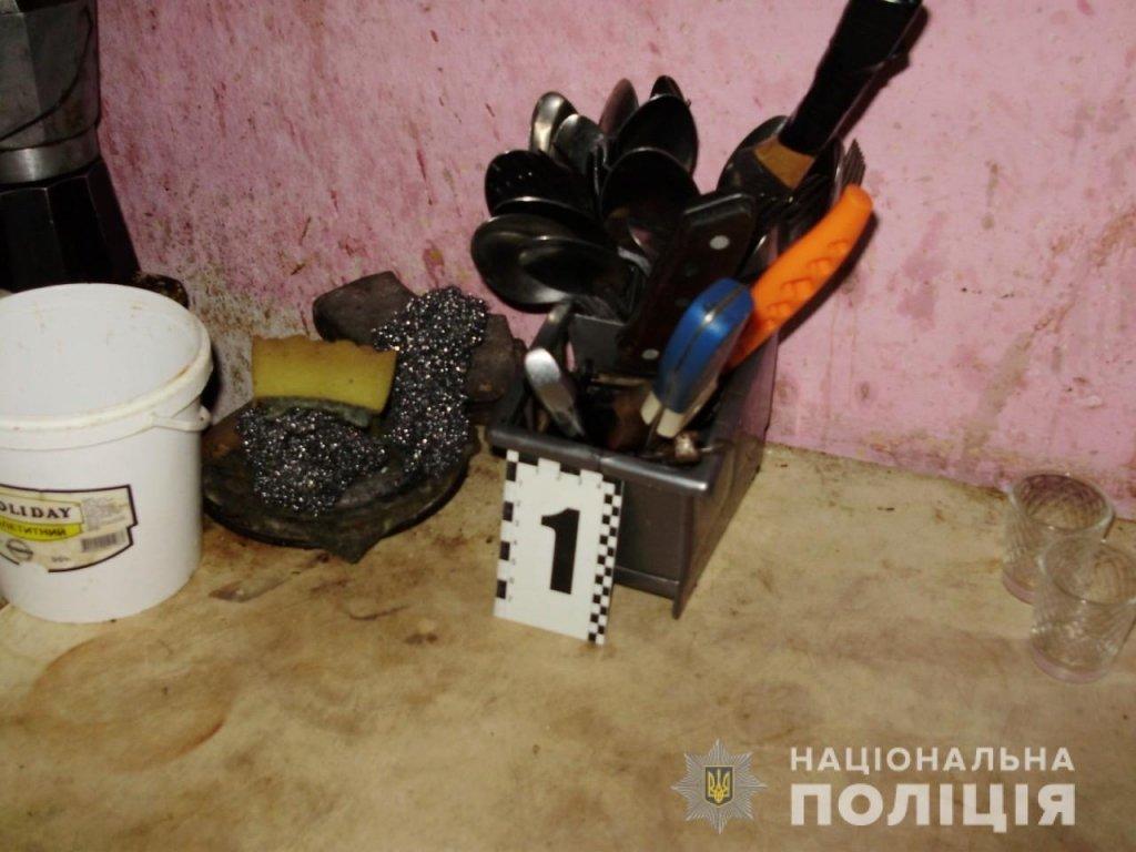 В Закарпатье бытовая ссора между супругами закончилась убийством