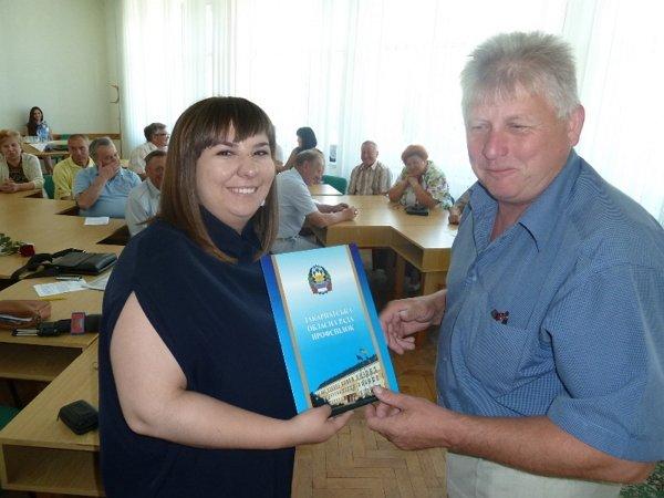 Нагорода ТРК «М-Студіо» – від Закарпатської облпрофради