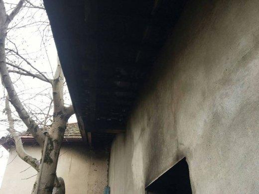 В Закарпатье прошлой ночью семье пришлось пережить кошмар наяву