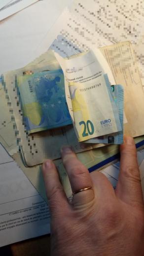 В Закарпатье бедных пограничников бомбардировали деньгами с двух сторон