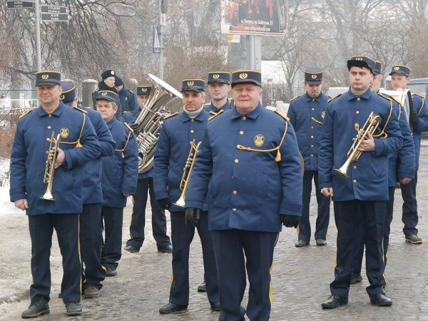 В Ужгороде проходят торжества к Дню Соборности Украины